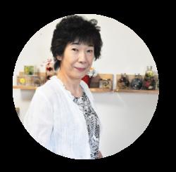 代表 JHA日本ハーバリウム協会認定講師 山本 京子